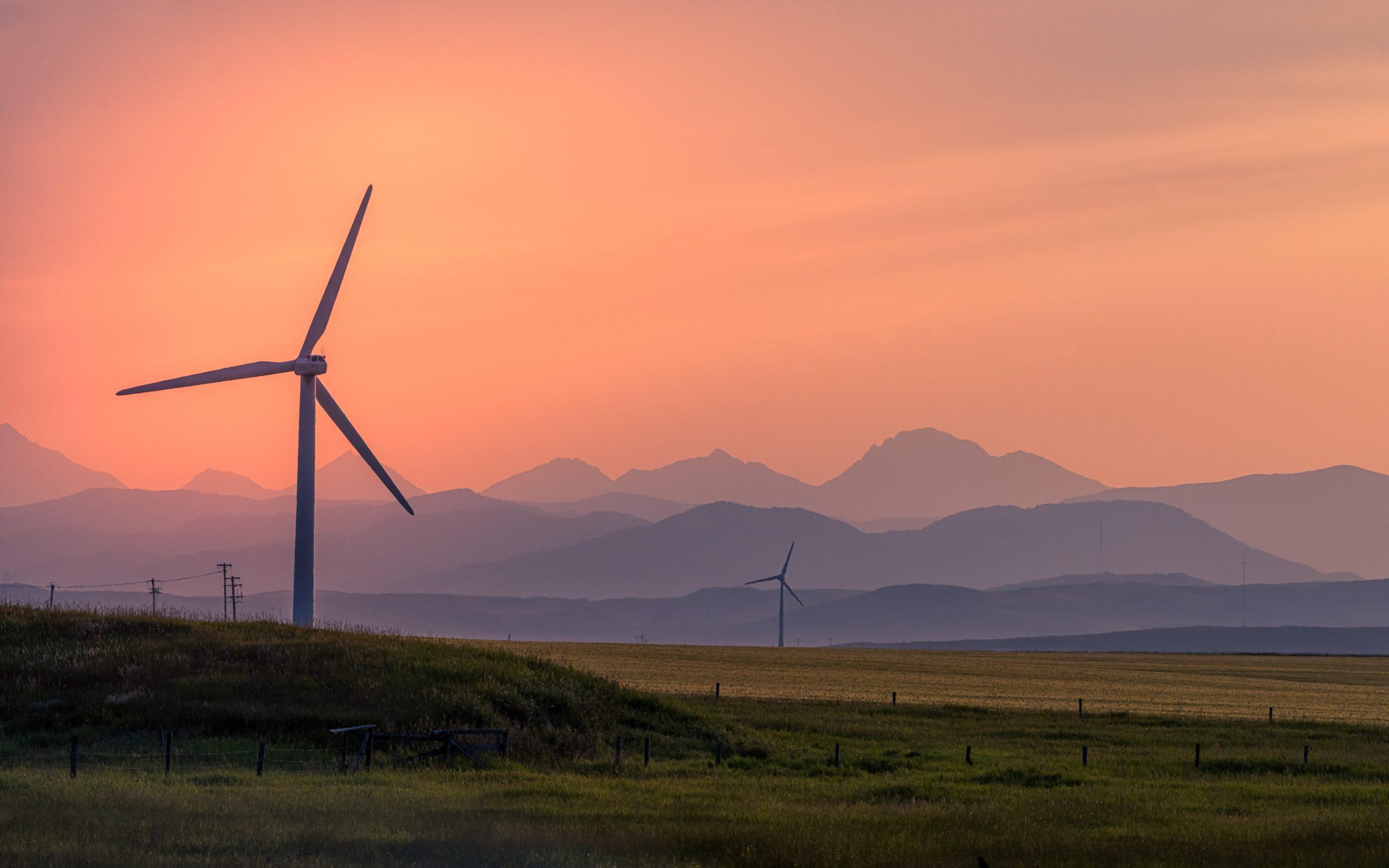 Cowley Landscape Windmill