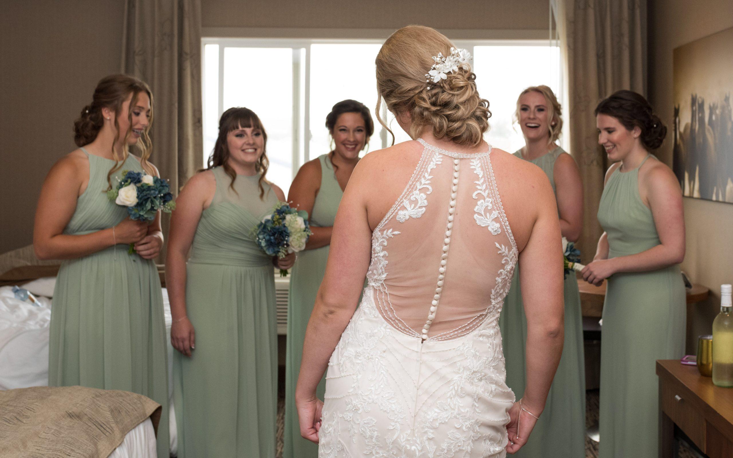 Wedding - Getting Ready